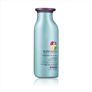 Pureology Strength Cure Strengthening Shampoo | For Damaged, Color Treated Hair | Sulfate-Free | Vegan |