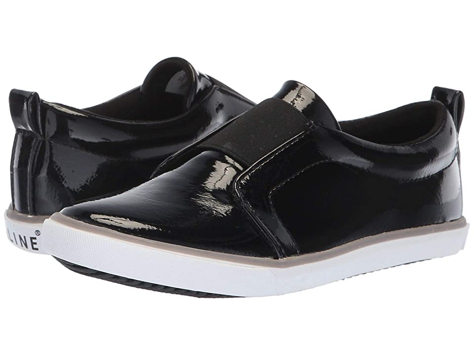 Amiana 6-A0954 (Toddler/Little Kid/Big Kid/Adult) (Black Rugo Patent) Girl