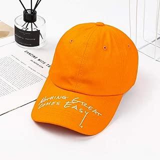 TIMWIL Women Men Baseball Cap Embroidered Adjustable Hip Hop Cap UV Protection Sun Hats