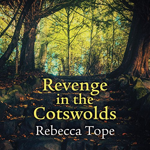 Revenge in the Cotswolds audiobook cover art