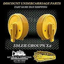 John Deere John Deere 450C Idler Gp With Brackets X2 Replacement New Dozer Front