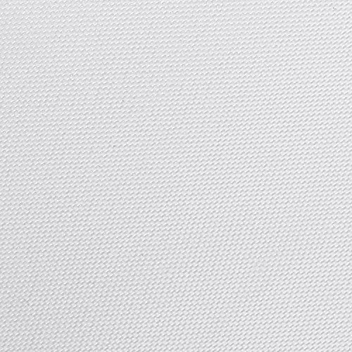 Neewer 20x5 feet/6x1.5 Meters Nylon Silk White Seamless Diffusion Fabric for Photography Softbox, Light Tent and DIY Lighting Modifier