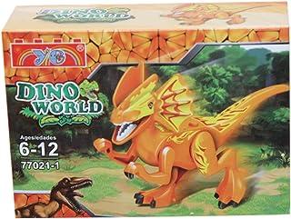 Delovoso Dinosaur Building Blocks Toy - 2725516912453