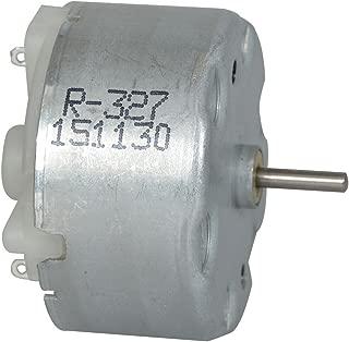 NICHIBO TAIWAN RF-500TB-12560-R. Motor, 2100 RPM, 6 VDC, 1.5