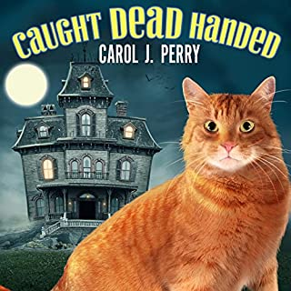 Caught Dead Handed audiobook cover art