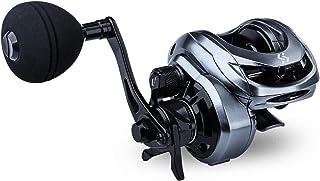 Sougayilang Baitcasting Fishing Reel High Speed Baitcaster with 9+1 Ball Bearings, Gear Ratio 8.0:1, Magnetic Brake System...