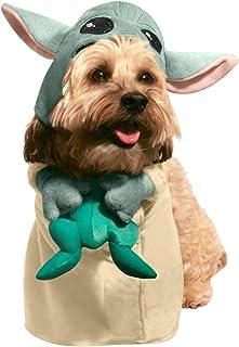 زي الحيوانات الأليفة ستار وورز ذا ماندالوريان للأطفال من روبيز، مقاس صغير