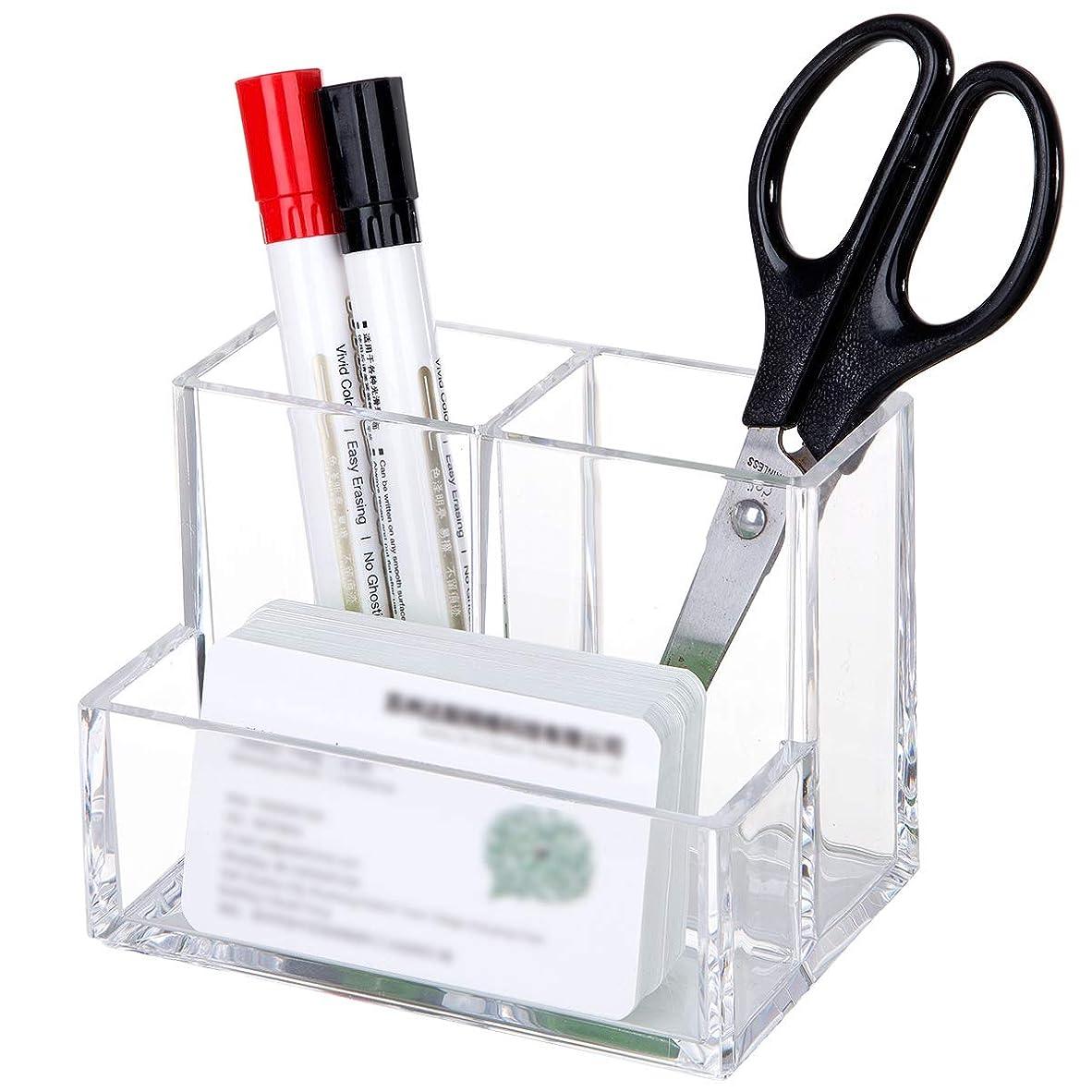 疼痛雰囲気もろい化粧筆収納 アクリル コスメ小物用品?化粧品収納ケース 透明