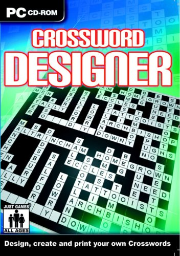 Cross word Designer (PC) [Importación Inglesa]