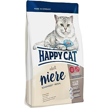 ハッピーキャット (HAPPY CAT) スプリーム ダイエットニーレ 腎臓サポート 全猫種 成猫〜高齢猫用 グルテンフリー (300g)