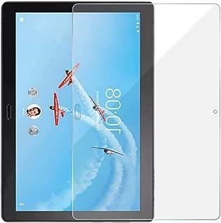 Al-HuTrusHi Lenovo Tab P10 TB-X705L 10.1 Inch Screen Protector Tempered Glass, HD Premium Film with 9H Hardness [0.3mm, 2....