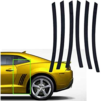 Gloss Red Optix Hood Stripes Vinyl Decal Overlay Wrap Trim Inserts Sticker Compatible with and Fits Ram 2010 2011 2012 2013 2014 2015 2016 2017 2018