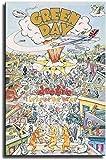 Green Day Poster Dookie Leinwandkunst Poster und Wandkunst