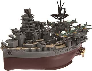 フジミ模型 ちび丸艦隊シリーズ No.43 航空戦艦 伊勢/日向 全長約11cm ノンスケール 色分け済み プラモデル ちび丸43