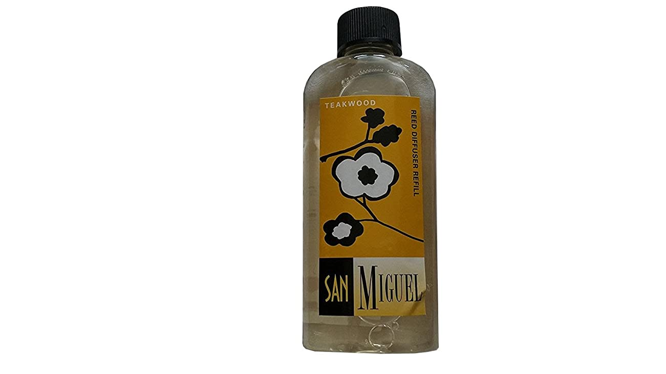 引っ張る革命的メルボルンSan Miguel 6オンス液体Diffuser Refill