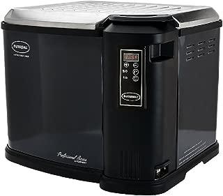 Masterbuilt Butterball XXL Digital Indoor Electric Turkey Fryer (Largest Capacity, Newest Model) (Black)