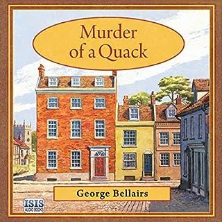 Murder of a Quack cover art