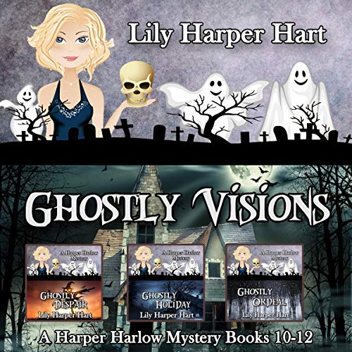 Couverture de Ghostly Visions