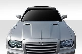Duraflex ED-IWW-803 Challenger Hood - 1 Piece Body Kit - Fits Chrysler 300 2005-2010