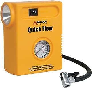 WAGAN TECH 2020 Quick Flow(TM) Compact Air Compressor electronic consumer