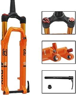 BESTSL Horquillas Suspensión para Bicicletas MTB 27,5 29er Suspensión De Montaña MTB Horquilla De Resistencia Al Aire Aceite Amortiguación Horquillas para Más De SR SUNTOUR EPIX,29in