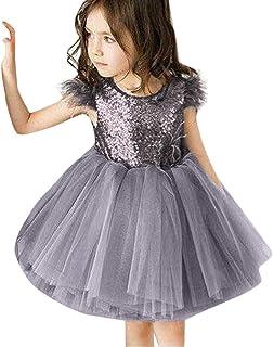 K Youth Vestidos Para Niñas De Navidad Vestidos De Fiesta