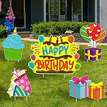 Best outdoor birthday decorations Reviews