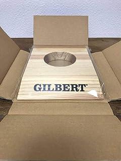 ギルバート GILBERT ラグビーボール 木製スタンド 5号球 福島産 ラグビー ワールドカップ