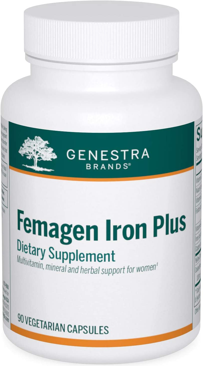 Genestra Shipping included Brands - Kansas City Mall Femagen Supplement Vitamin-Mineral Iron Plus