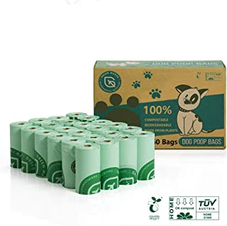 Green Maker 100% Biodegradables Caca Perro 360 Bolsas