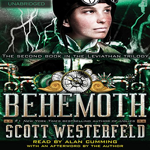 Behemoth Audiobook By Scott Westerfeld cover art