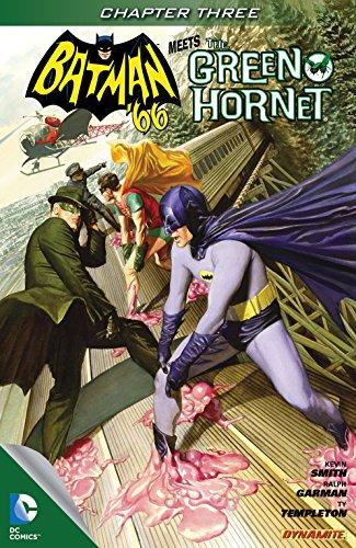 Batman '66 Meets The Green Hornet #3 (English Edition)