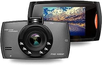 "$48 » ilikfe Radar Detector G30 Car D-V-R Dash Camera Rear View Dual Lens Video Recorder 1080P HD 2.2"" Loop Recording Night Visi..."