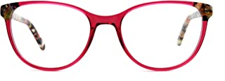 Eyeglases frame women men non prescription round fashion eyewear plastic eye glases