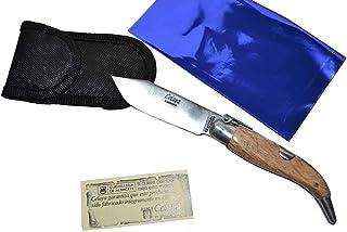Couteau Celaya Classic Albacete Aluminium Pastora Chêne Bois n 1
