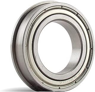 flanged radial bearings