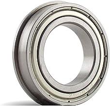 MF695-ZZ/W5, 5x13x5F mm, Flanged Radial Bearing