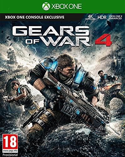 Gears of War 4 - Xbox One - [Edizione: Francia]