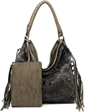 Best faux fur hobo bags Reviews