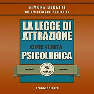 La Legge di Attrazione come verità psicologica copertina