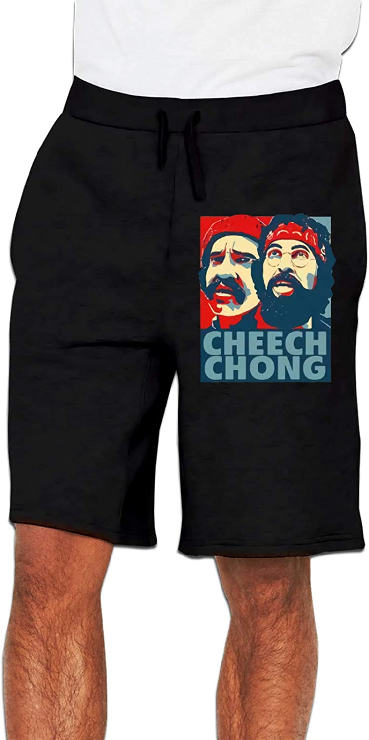 ZJLANS Cheech All stores are sold Chong Portrait Picture Time sale Pants Casual Men's Shorts