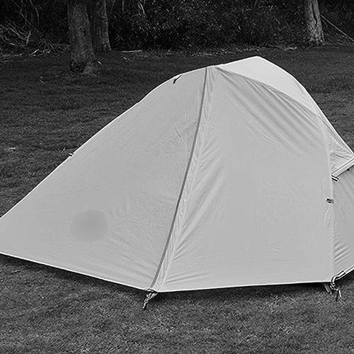 MJY Tente Tente Extérieure Double Tente Double Tente Imperméable à la Double Double Couleur en Option,Bleu,200  97  87cm