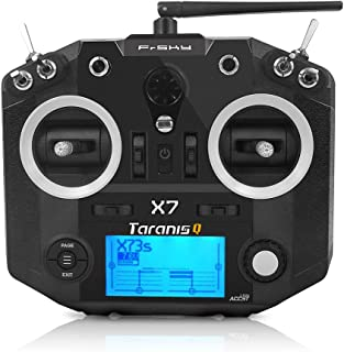 Frsky Taranis Q X7 Transmisor 16 Canales ACCST RC Transmitter Compatibile Receptor Adecuado para FPV Racing RC Drone