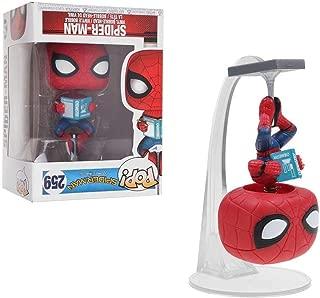 Pop Spider-Man - Spider-Man Homecoming Vinyl Figure #259 No Sticker