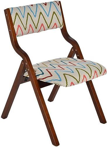 servicio honesto Silla Silla Silla Rollsnownow Rainbow Stripes Cushion marrón Shelf Plegable de Madera Maciza Home Tela Escritorio Sillón Ordenador  mejor vendido