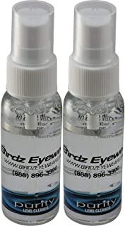 purity lens cleaner 4 oz
