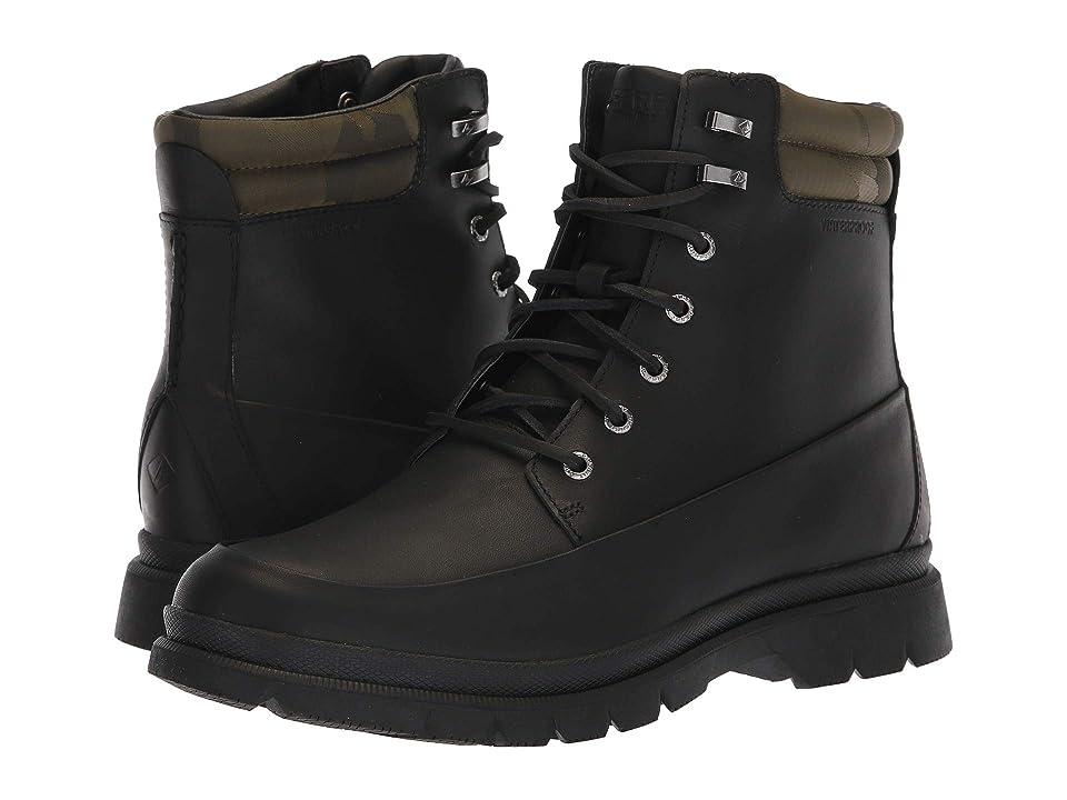 Sperry Watertown 6 Boot (Black) Men