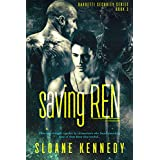 Saving Ren (Barretti Security Series, Book 3) (English Edition)