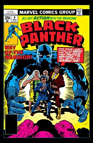Black Panther (1977-1979) #8 (English Edition)