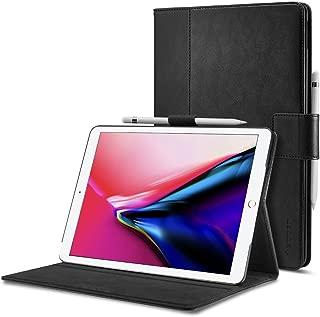 Spigen Stand Folio Designed for iPad Air 3 Case (10.5 inch 2019), iPad Pro 10.5 Case (2017) - Black